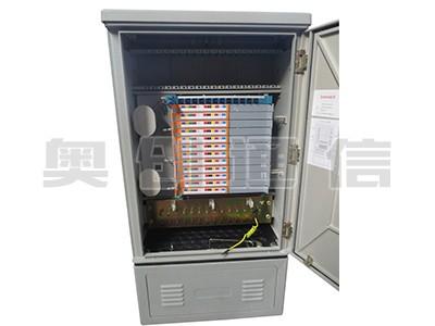 插片式无跳接光缆交接箱-144芯-3
