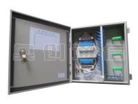 光缆分纤箱-钣金材质-24芯