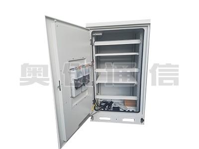 室外一体化机柜(蓄电池舱)