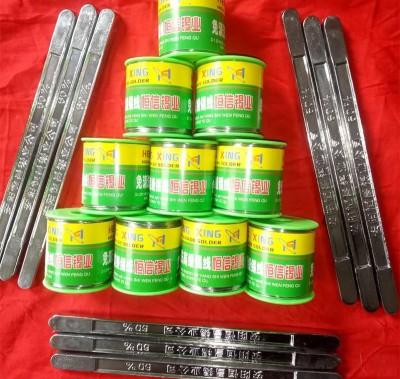 恒信锡业焊锡丝焊锡条