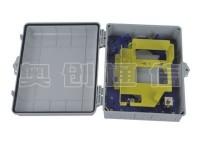 光分路箱-插片式-塑料2槽道