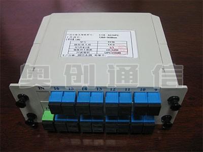插片式光分路器-1×16-SC/UPC-1