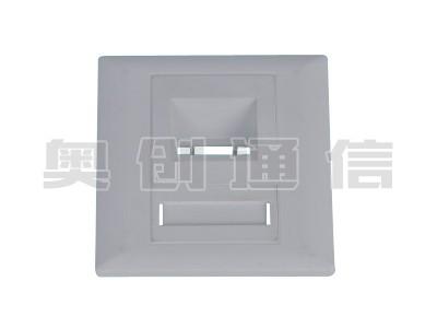 MBX-5-光纤面板-安装SC双公型