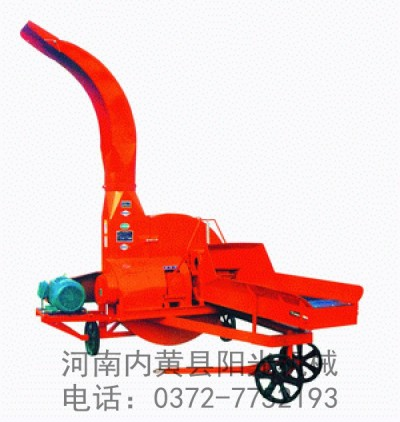 YG-12型棉材粉碎机