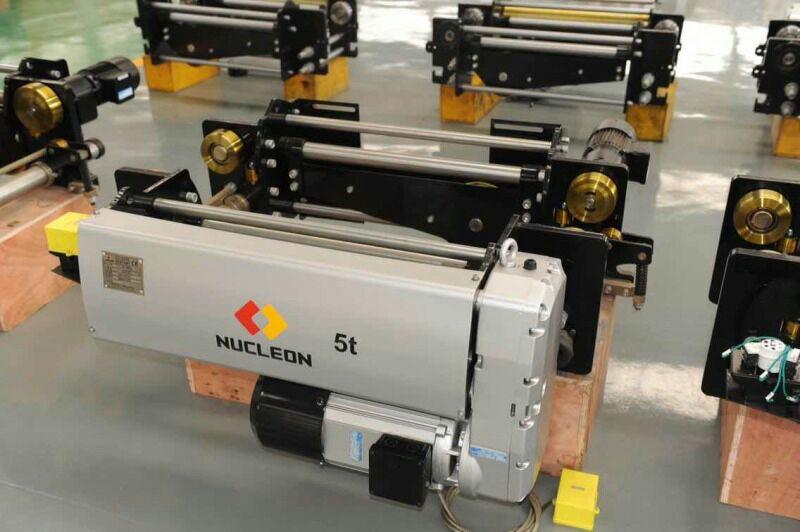 5t欧式电动葫芦-河南卫华重型机械股份有限公司