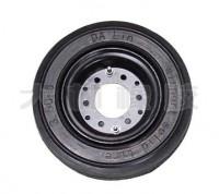 3.50-6高弹性实芯轮胎