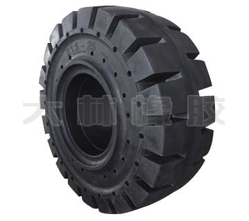 23.5-25 High Elastic Solid Tyres