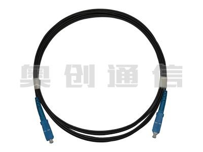预制成端皮线跳纤SC-SC-2M/UPC