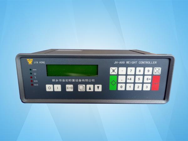 JH-A66配料秤控制器