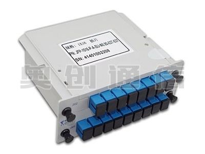 插片式光分路器-1×16-SC/UPC-2