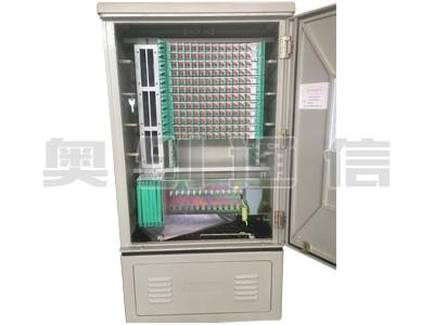 盒式无跳接光缆交接箱-144芯(电信款)