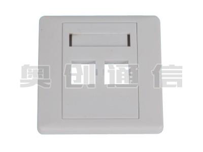 MBX-4-光纤面板-双口