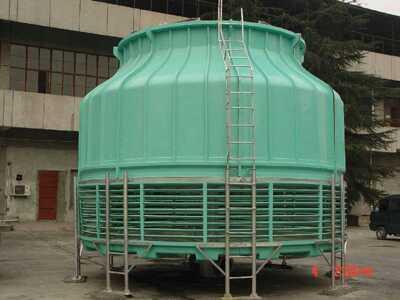 圆形冷却塔