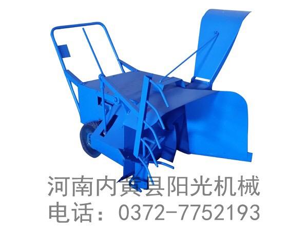 YG-80电机式翻堆拌料机