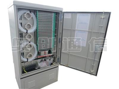 盒式无跳接光缆交接箱-576芯