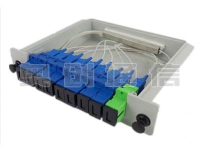 插片式光分路器-1×8-SC/UPC-2