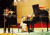 哆唻咪主办的钢琴独奏音乐会