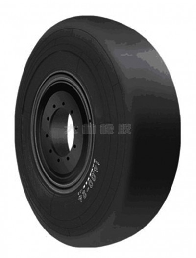 14.00-24 Smooth Solid Tyres