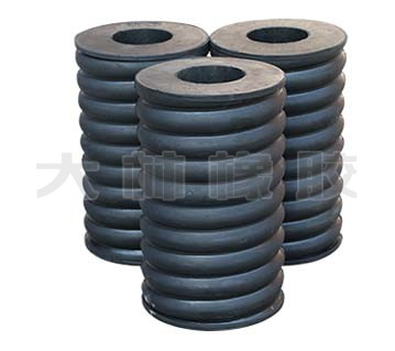 Compound Rubber Spring