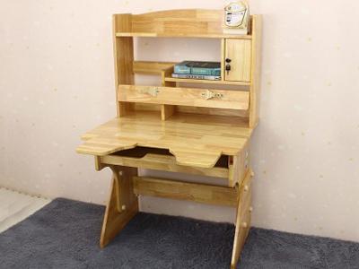 实木学习桌