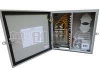光缆分纤箱-钣金材质-48芯