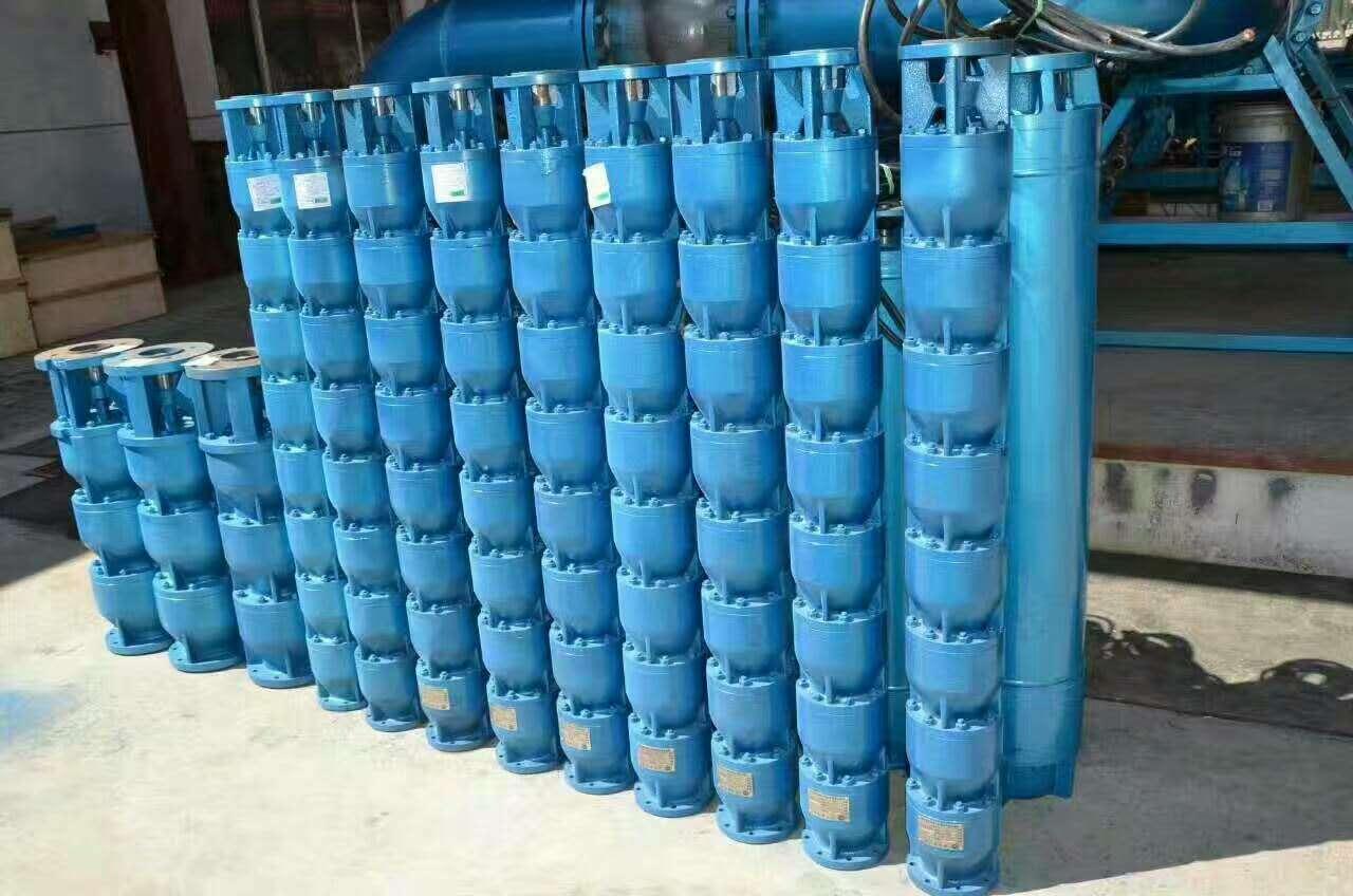 双箭潜水泵