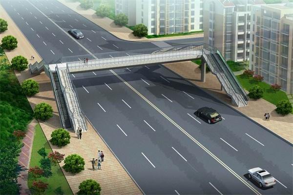 特马资料最准2019_郑州建设西路过街天桥