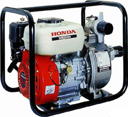 本田水泵WB20
