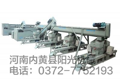 YG系列八工位上方回料螺旋输送装袋流水线