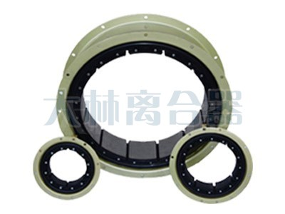 CB Pneumatic Clutch Assembly