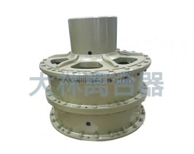 Double Row Peneumatic Clutch For Mining