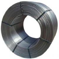 Solid Core Calcium Cored Wire