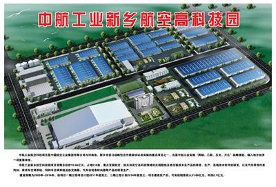 中航工业科技园生产基地
