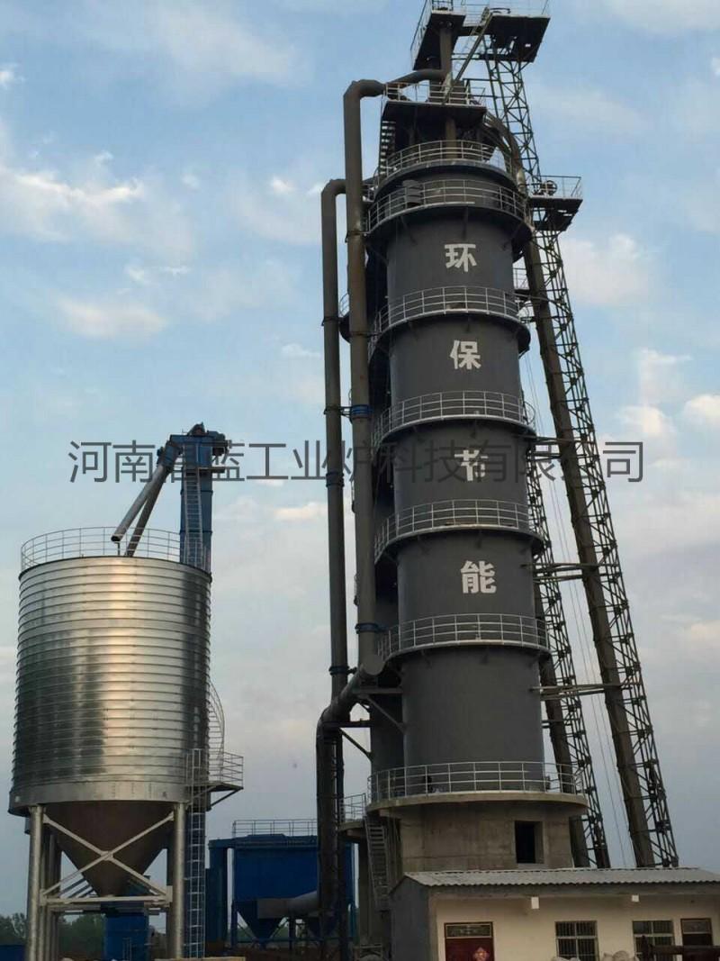 鹤壁在建两条单座日产200吨生产线