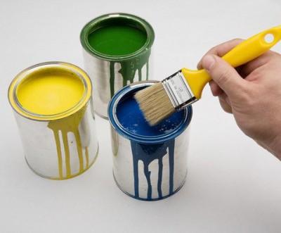 水性工業漆