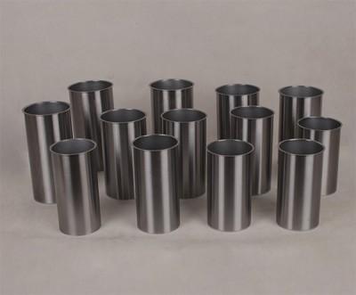 Steel chromed cylinder liner