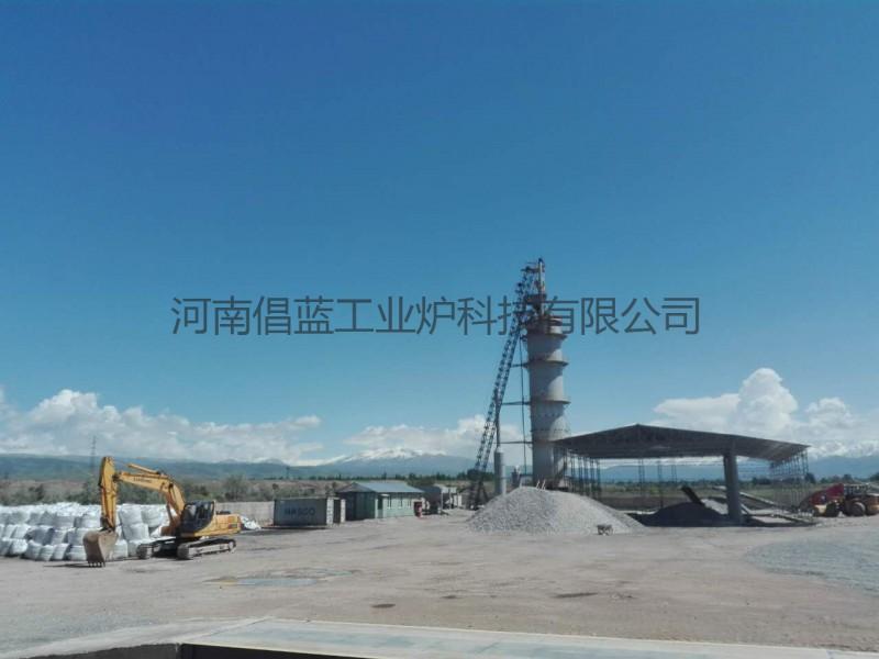 吉尔吉斯斯坦单座日产120吨生产线