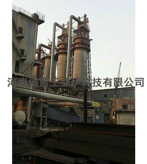 江苏徐州两座气改煤工程