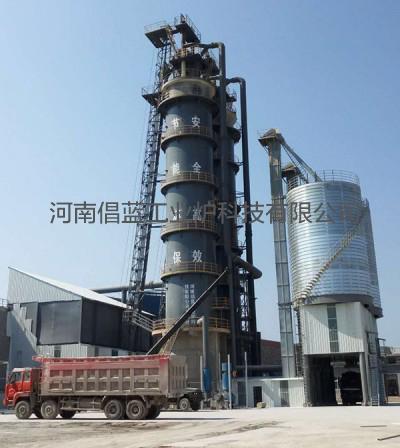 河南新乡2×200t/d生产线