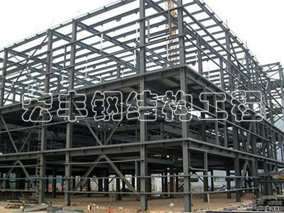 大型鋼結構製作安裝