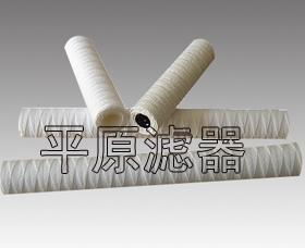 梯形线缠绕式滤芯