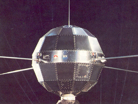 """1970年4月,""""东方红一号""""—中国首颗人造卫星成功研制并发射"""
