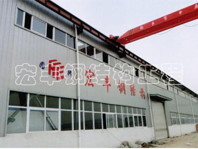 新鄉鋼結構工程
