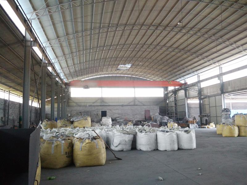 多元合金生产厂房、设备
