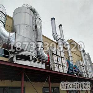 印刷廠廢氣處理改造