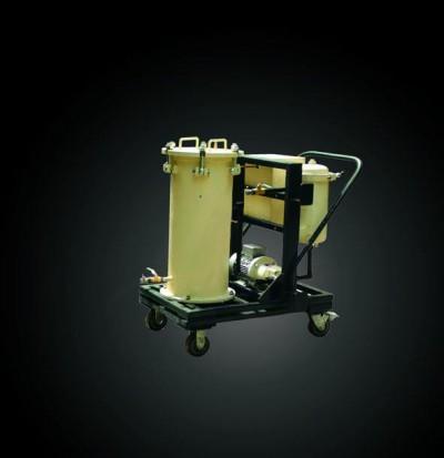 高固体油净化滤油机