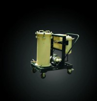 高固體油淨化濾油機