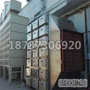 印刷廠廢氣處理
