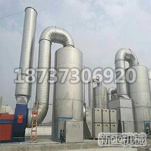 廢氣處理技術