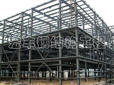 新乡钢结构工程